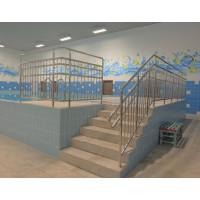 Ограждение для детских садов и школ
